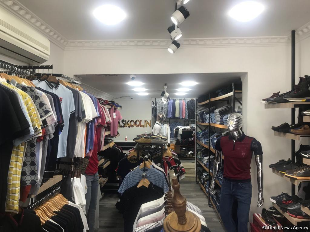 В Азербайджане возобновилась деятельность непродовольственных магазинов