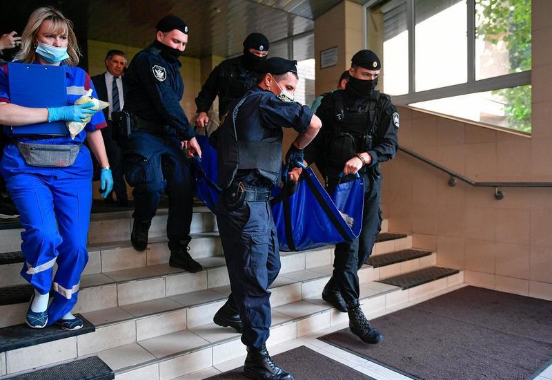 Михаил Ефремов попал в больницу из суда с подозрением на инсульт