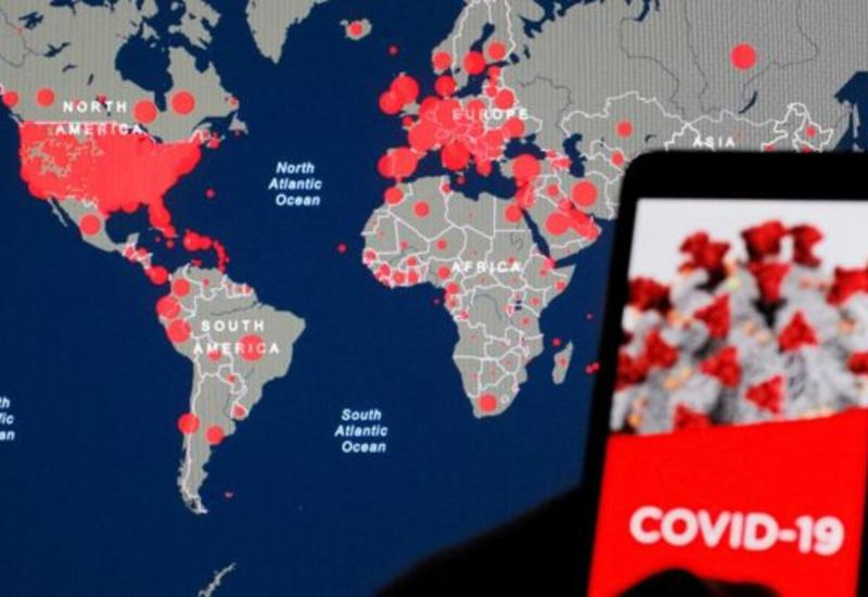 COVID-19 стал быстрее распространяться в мире
