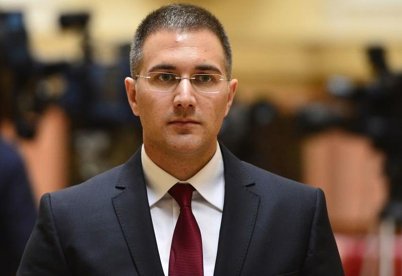 Небойша Стефанович: Сербию и Азербайджан связывают крепкие дружеские отношения