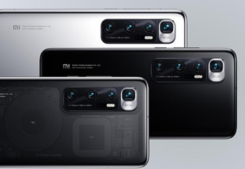 Xiaomi представила юбилейный флагман