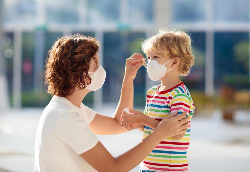 Эксперт заявил о высоком уровне заразности детей с COVID-19