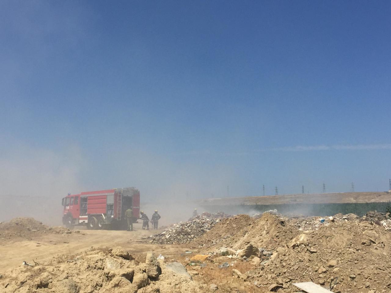 В Баку сотрудник муниципалитета оштрафован за загрязнение окружающей среды