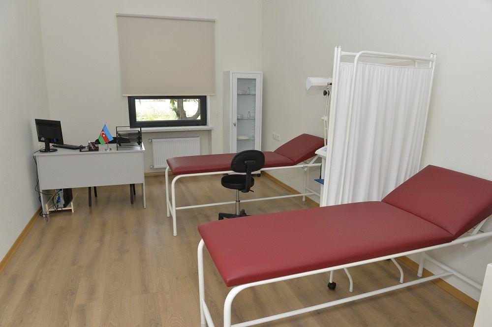В Лянкяране сдан в эксплуатацию Региональный центр реабилитации для лиц с инвалидностью