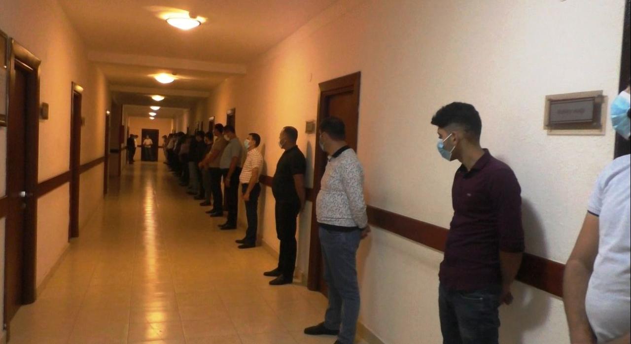 Azərbaycanda toy yarımçıq dayandırıldı, bəy və restoran sahibi saxlanıldı