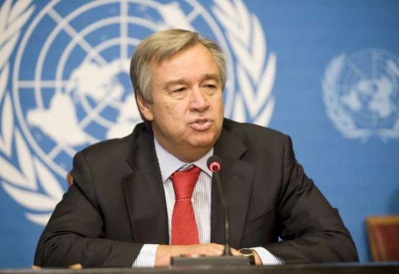 Генсек ООН назвал три главные угрозы миру в условиях пандемии
