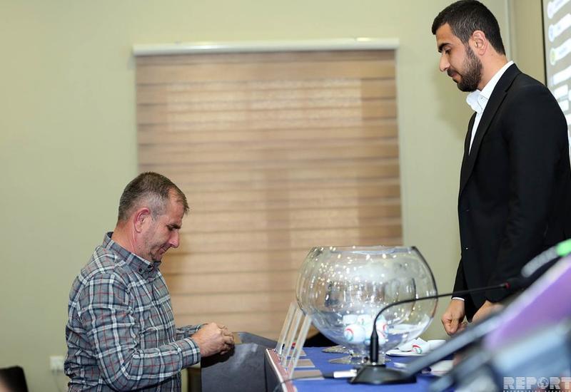 Прошла жеребьевка нового сезона премьер-лиги Азербайджана по футболу