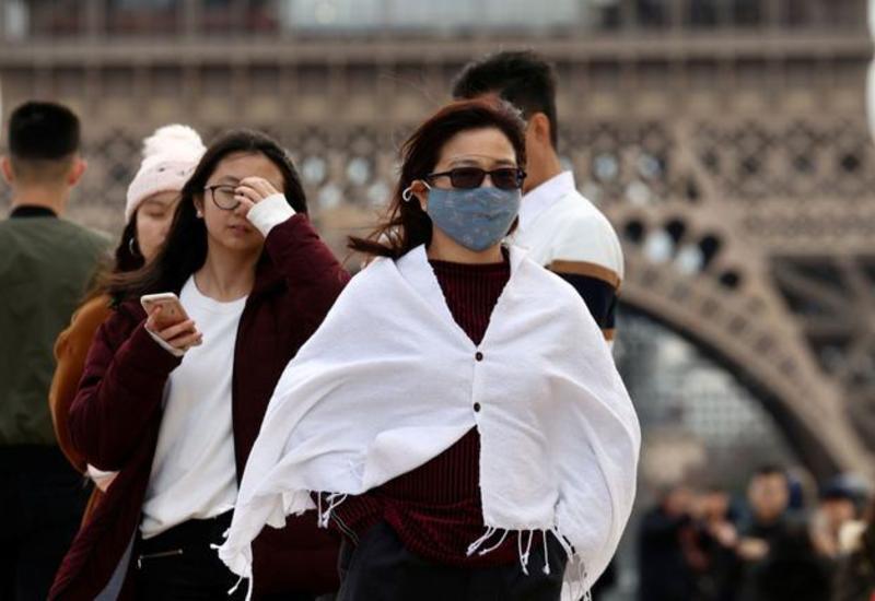 Число инфицированных коронавирусом во Франции превысило 1 млн