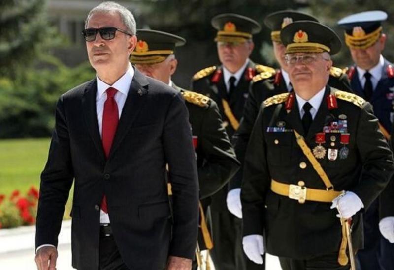 В Азербайджан прибудет высокопоставленная военная делегация Турции