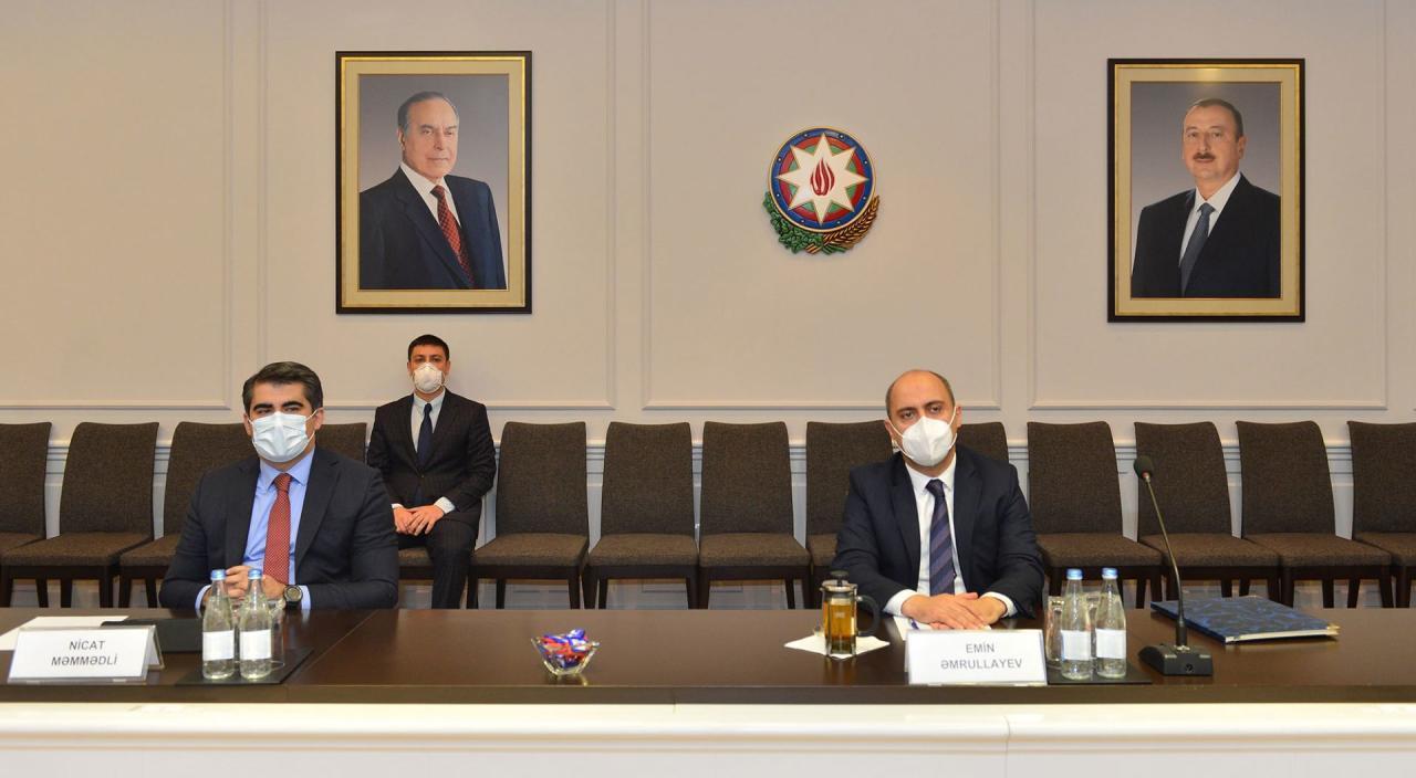 Азербайджан и Турция обсудили сотрудничество в сфере образования