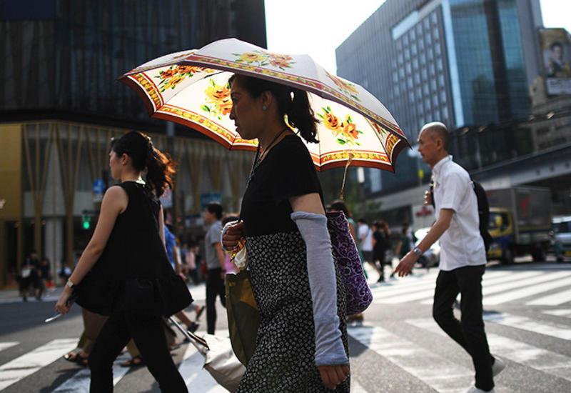 В Японии за неделю от жары умерли 10 человек