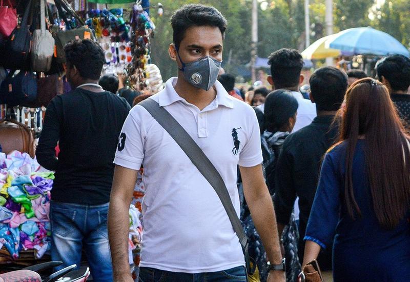 В Индии зафиксировали рекордное число новых случаев COVID-19