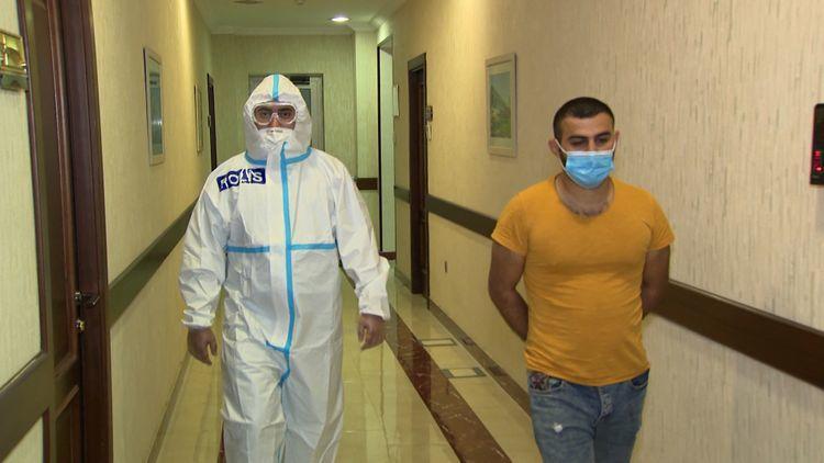 В Азербайджане задержаны двое больных коронавирусом