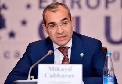 Рост экономики Азербайджана на 2021 год прогнозируется на уровне 3,4% - Микаил Джаббаров