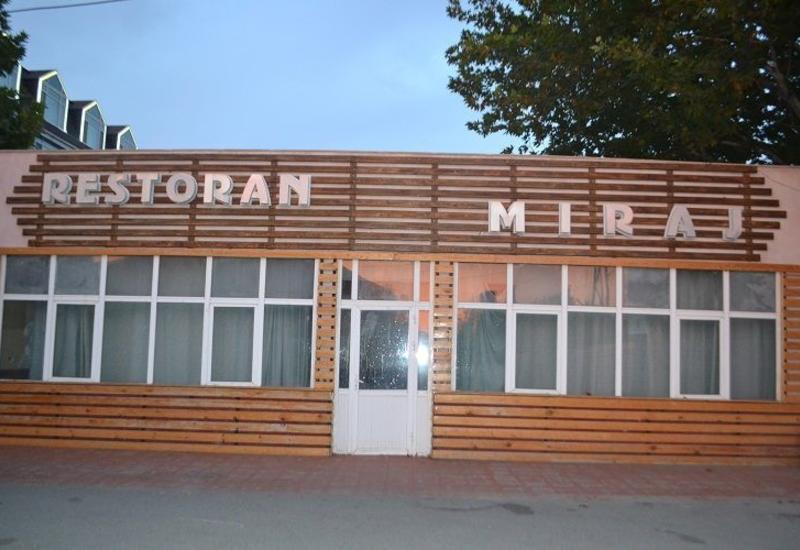В Мингячевире выявлен подпольно функционирующий ресторан