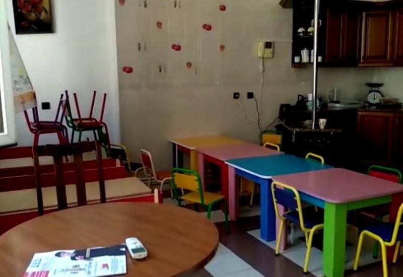 В Баку выявлен детсад, функционирующий вопреки карантину