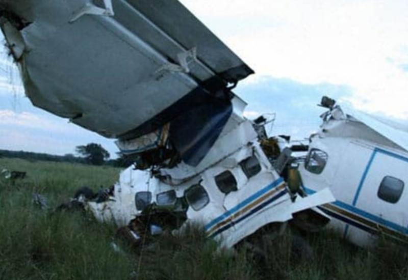 В Конго разбился самолет, все находившиеся на борту погибли