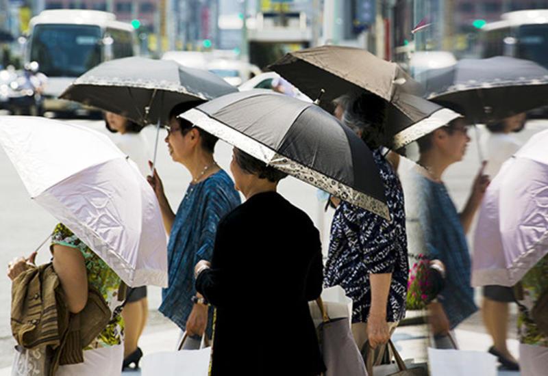 В Токио за два дня от тепловых ударов умерли 14 человек