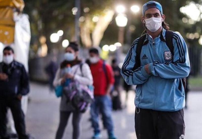 Аргентина продлила карантин до конца августа