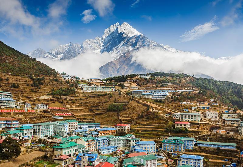 В Непале после схода оползня пропали без вести 38 человек