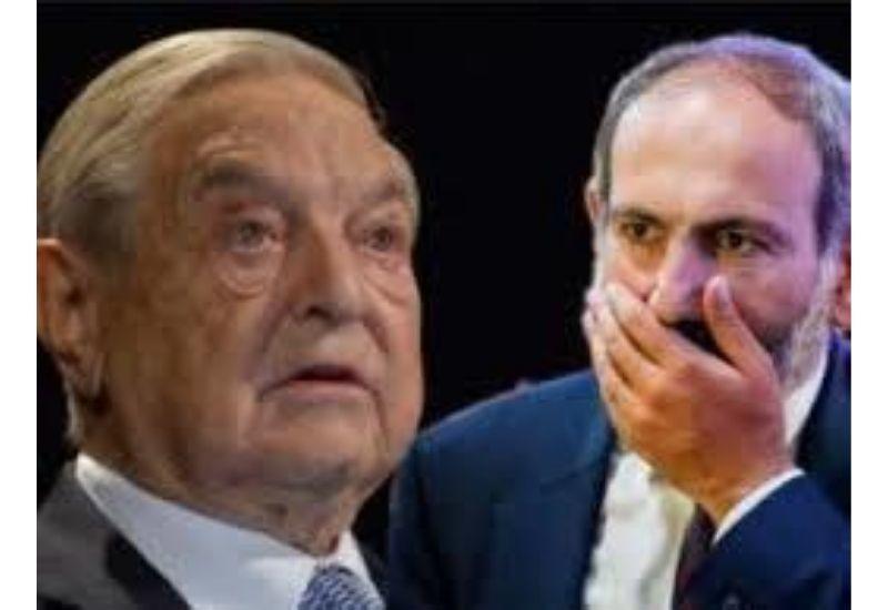 Сорос и Пашинян - еще одна попытка попасть в Белый дом