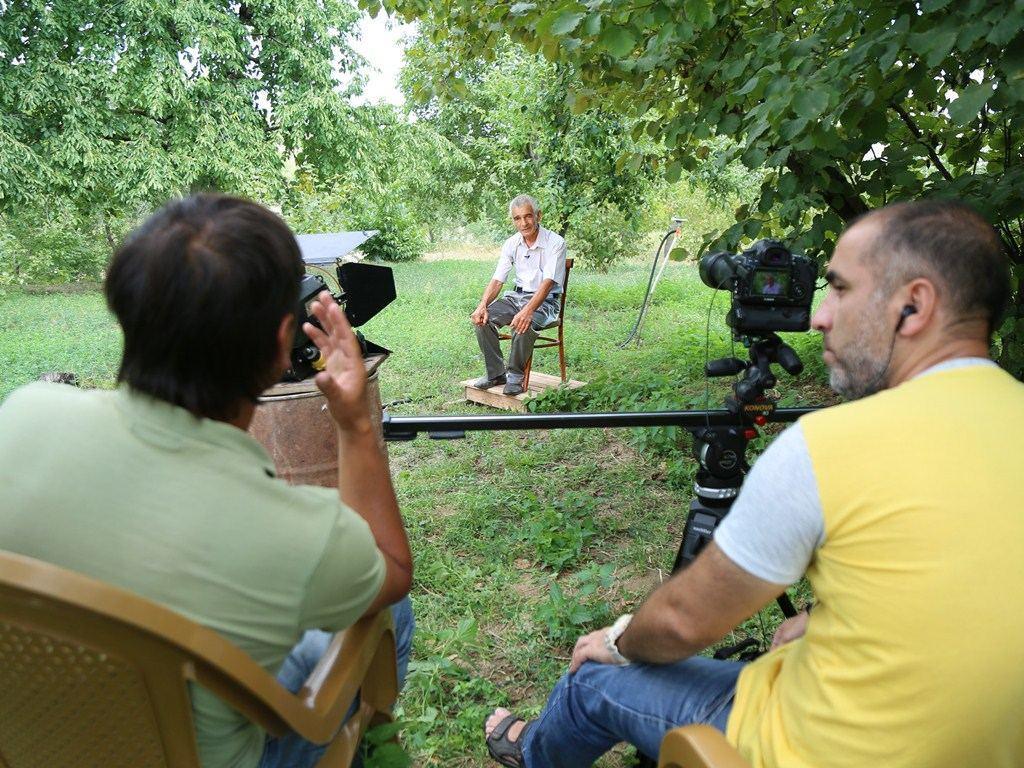 В Азербайджане снимают фильм о шехиде Бабеке Абидове
