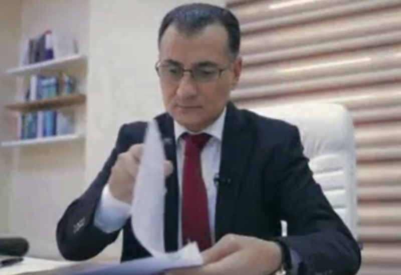"""Мир Шахин анонсировал новый документальный фильм """"Предатели"""""""