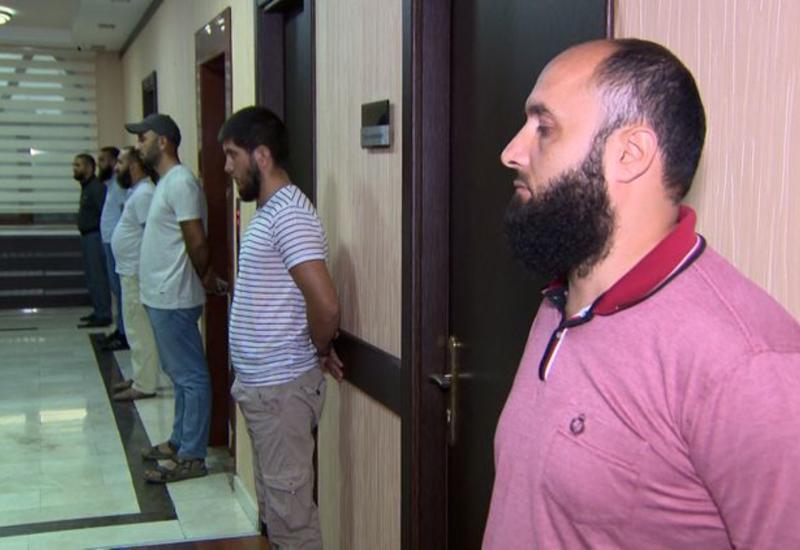 Задержаны лица, которые применив силу против одного человека в Сумгайыте, сняли это на видео и распространили в соцсетях