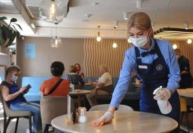 Будут ли работать кафе и рестораны по выходным?