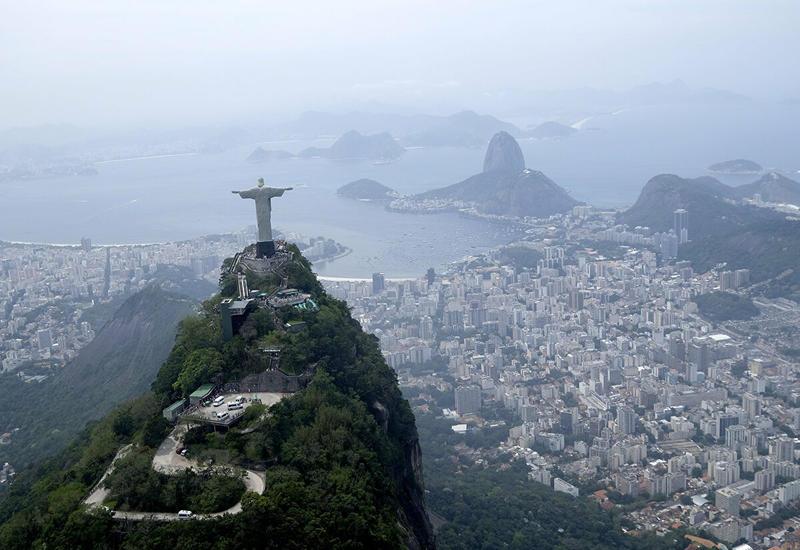 В Бразилии вновь открыли для посещения статую Христа-Искупителя