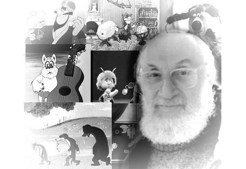 Натан Лернер - создатель известных советских мультфильмов с духом Баку