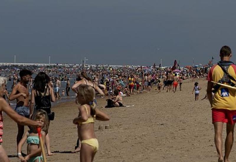 В Бельгии запрещают однодневный пляжный туризм