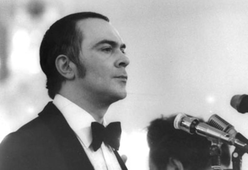 Сегодня Муслиму Магомаеву исполнилось бы 78 лет