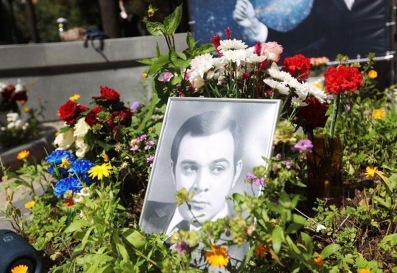 В Москве почтили память Муслима Магомаева