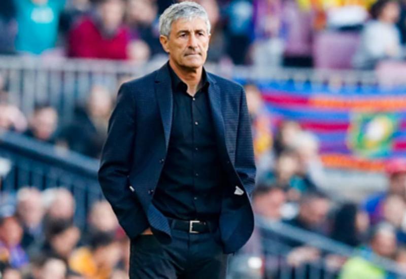 «Барселона» уволила главного тренера