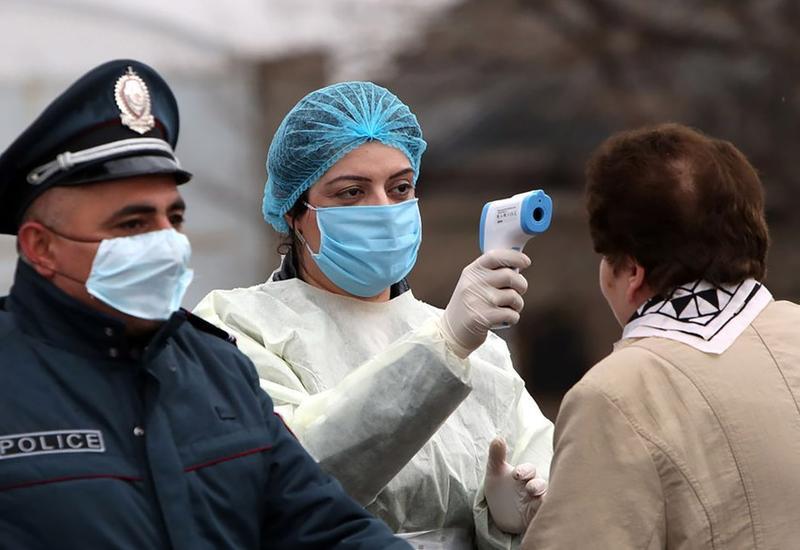 В Армении за сутки выявили 145 случаев заражения коронавирусом