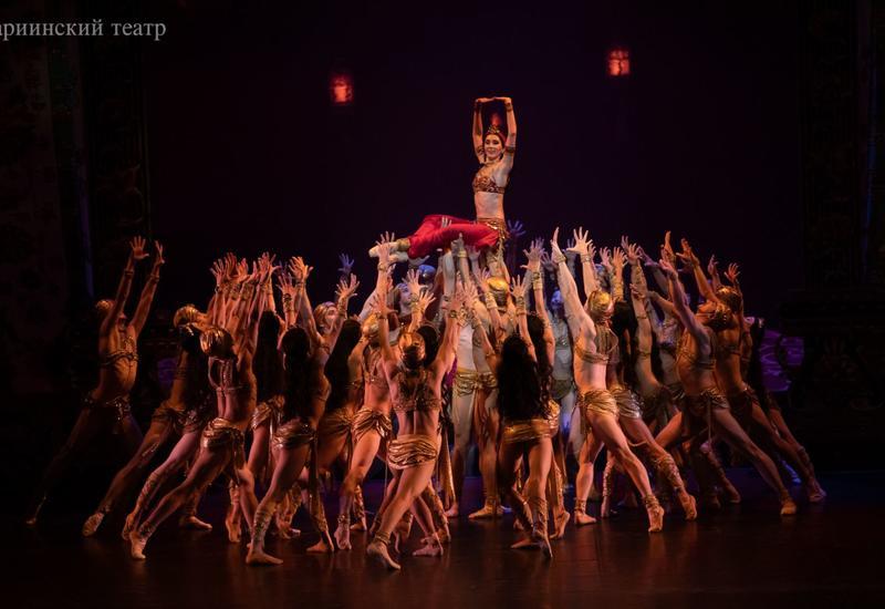Балет Фикрета Амирова записан для платформы Мариинского театра