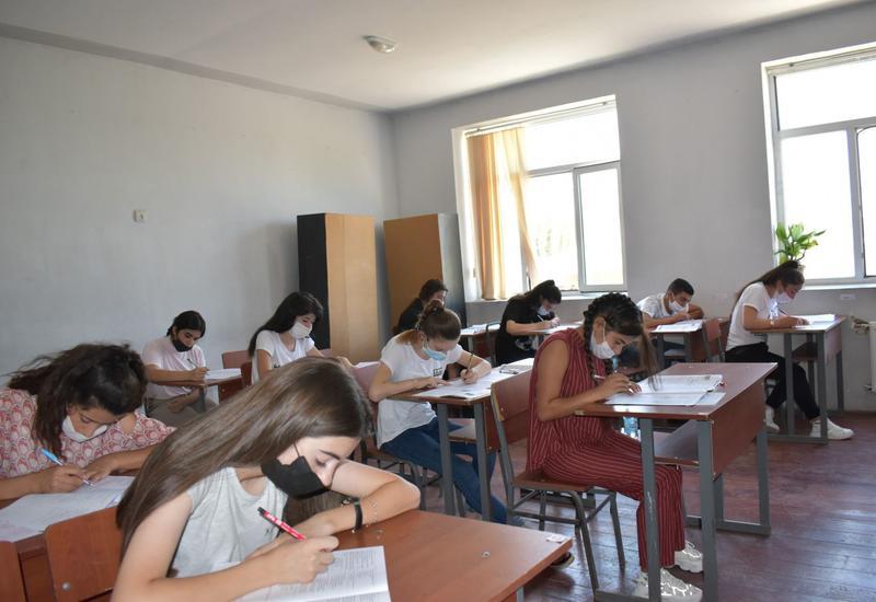 Показатели выпускных экзаменов в Азербайджане в этом году выше прошлогодних