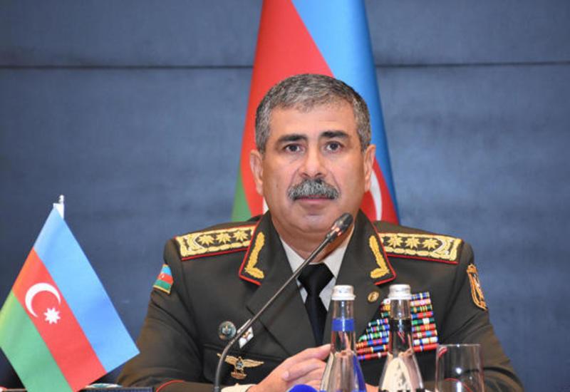 Закир Гасанов: Противник отступает, неся большие потери