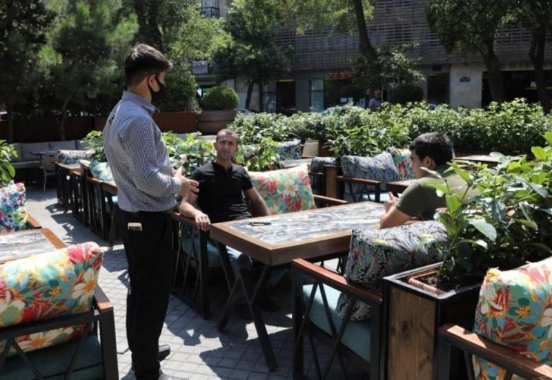 Ужесточаются контрольные меры в кафе и ресторанах