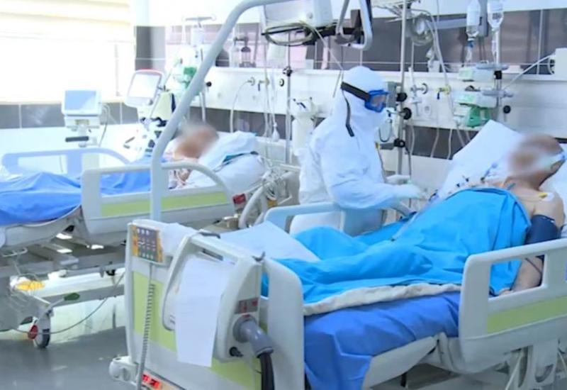 Полная статистика заражений коронавирусом в Азербайджане