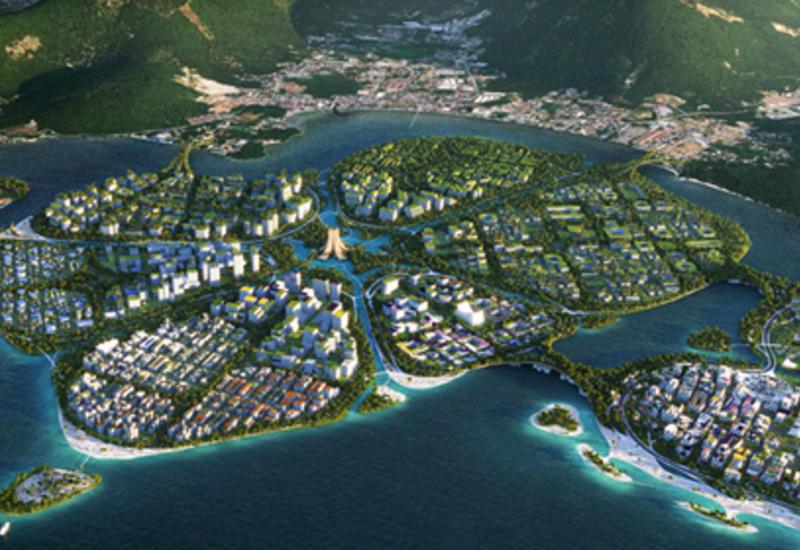 В Малайзии решили построить острова будущего