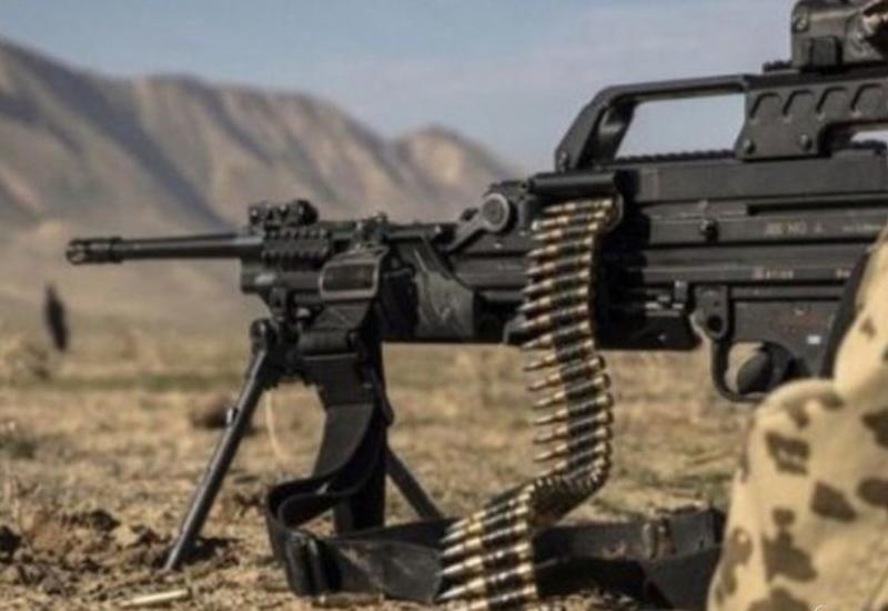 ВС Армении вновь обстреляли азербайджанские позиции