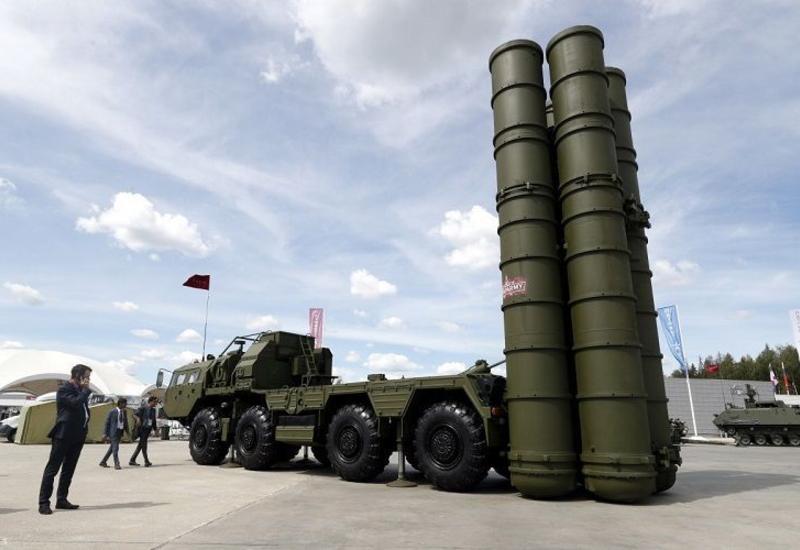 Россия и Турция заключили контракт на поставку второго полка С-400