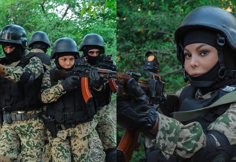 Айгюн Кязымова посвятила клип шехидам, погибшим в Товузских боях