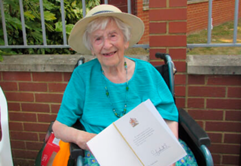 107-летняя долгожительница назвала простой способ прожить больше ста лет