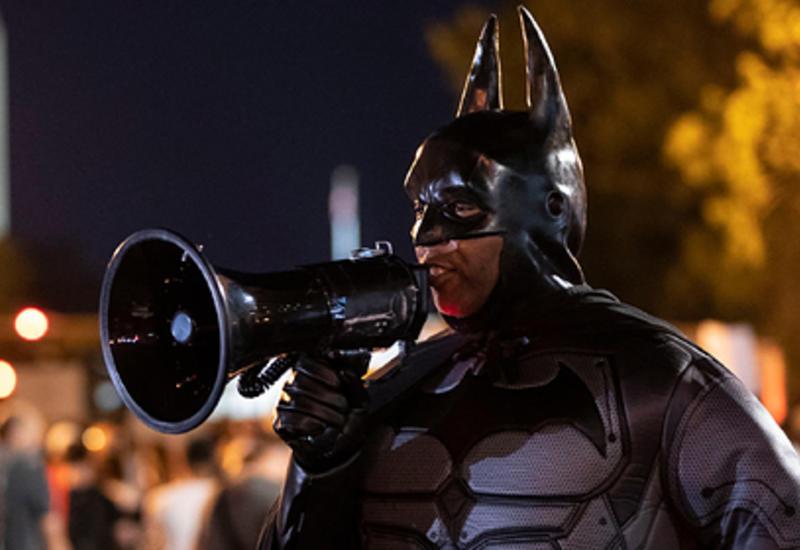 Бэтмен станет чернокожим