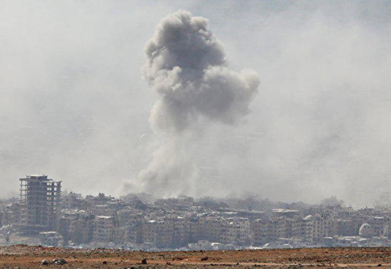 """Террористы """"ИГ"""" подорвали газопровод на востоке Сирии"""
