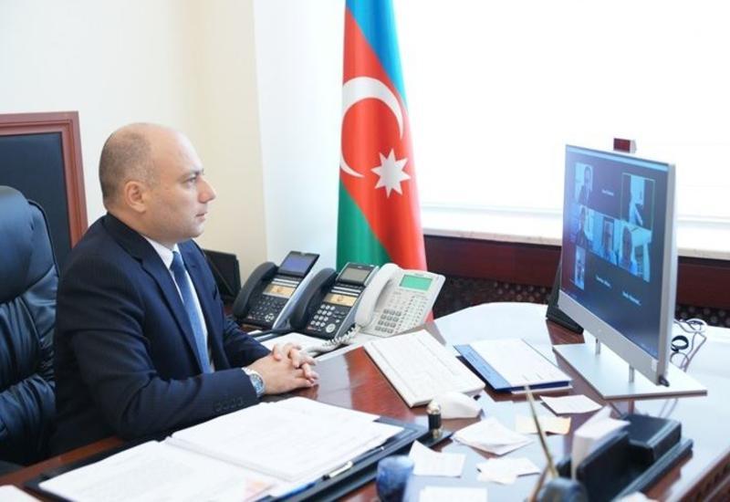Анар Керимов провел переговоры с международными экспертами
