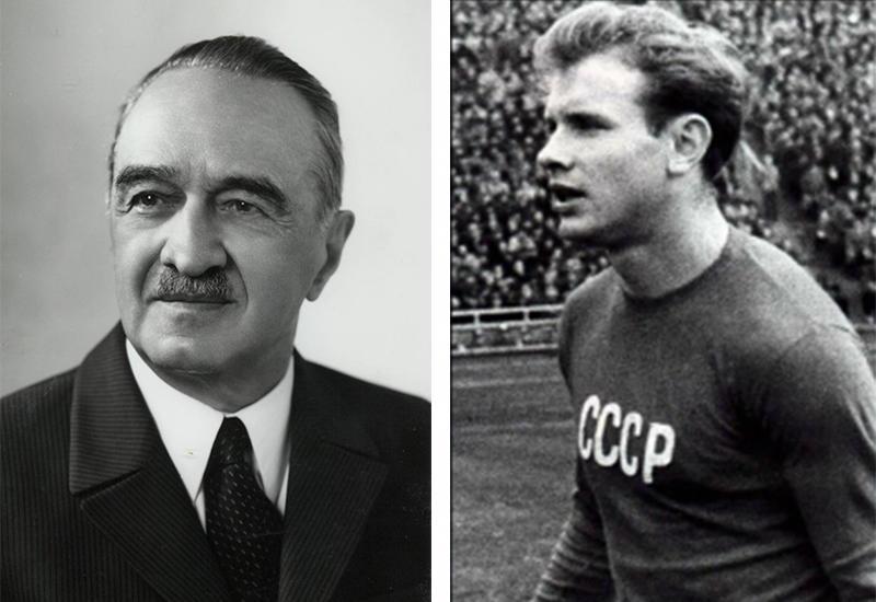 Как армянин Микоян Никиту Симоняна звездой делал